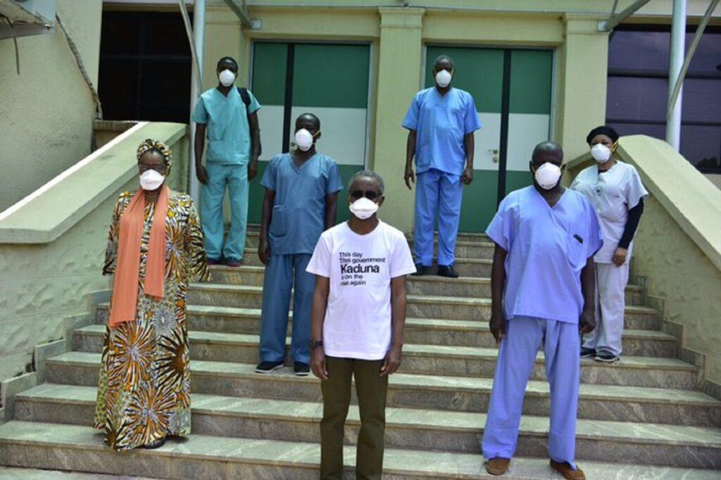 BREAKING: El-Rufai tests negative for coronavirus