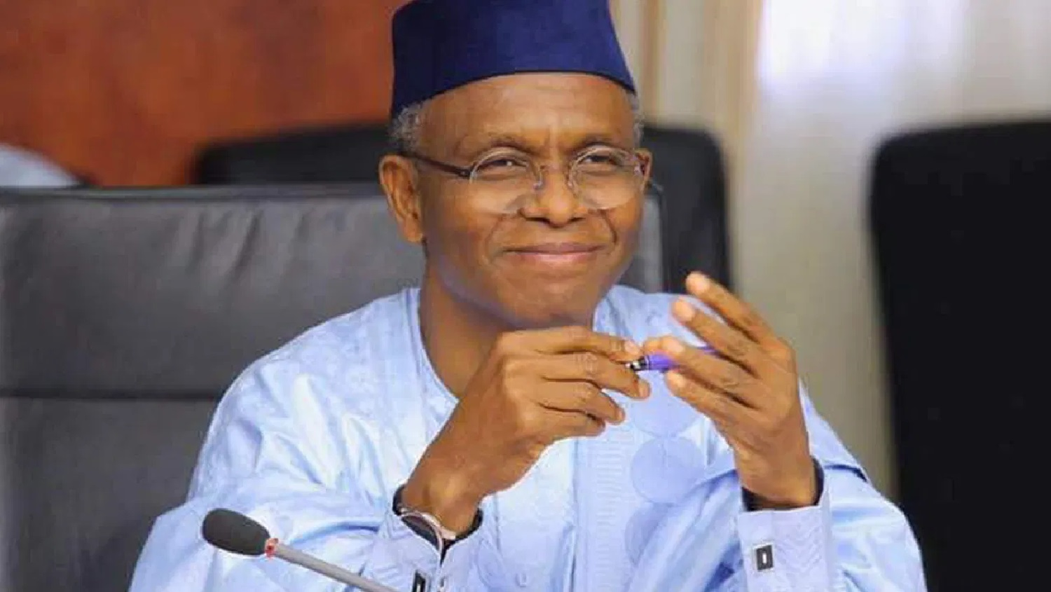 NBA Conference: Usoro apologies to el-Rufai over his withdraw as speaker