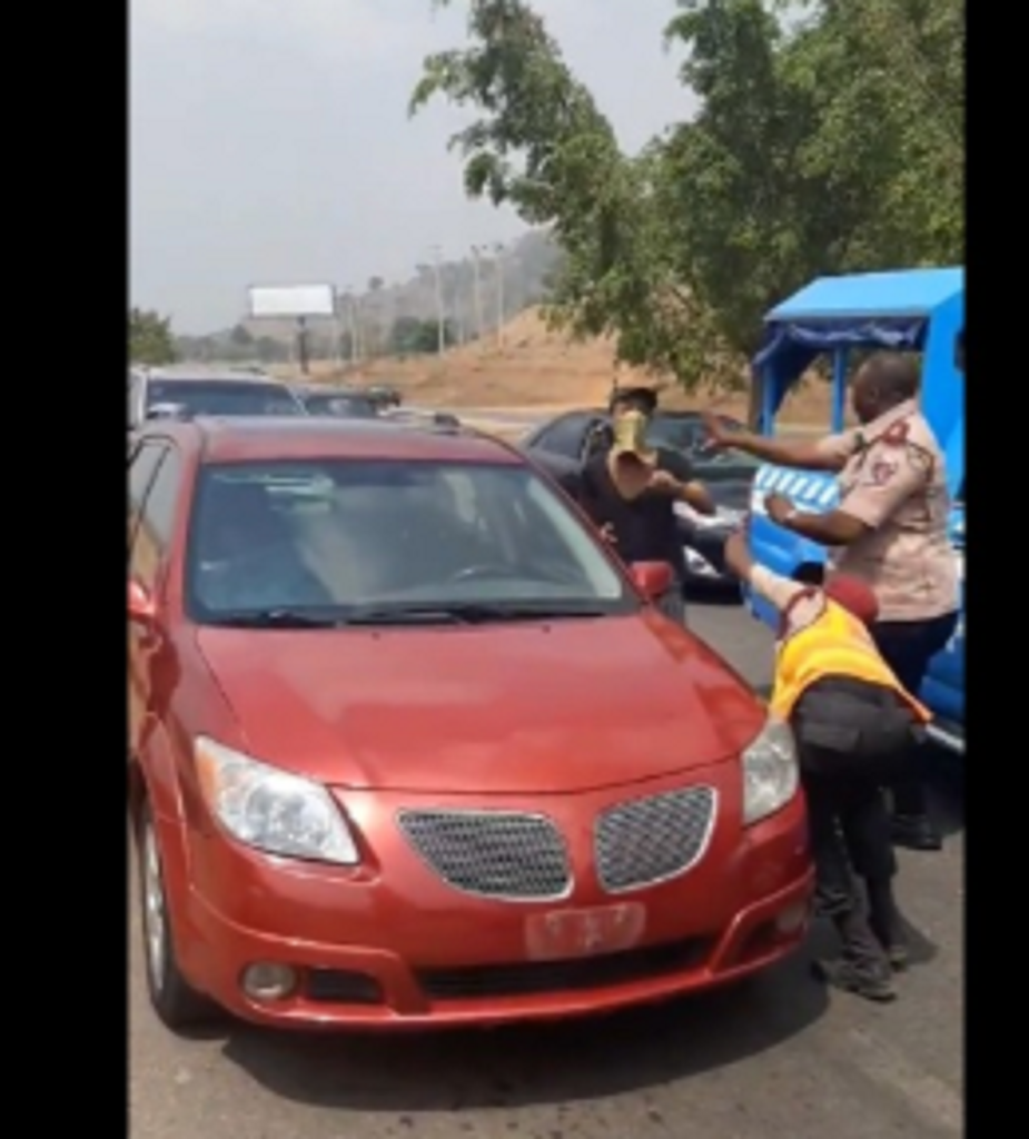 FRSC to sanction patrol team involved in trending video with motorist