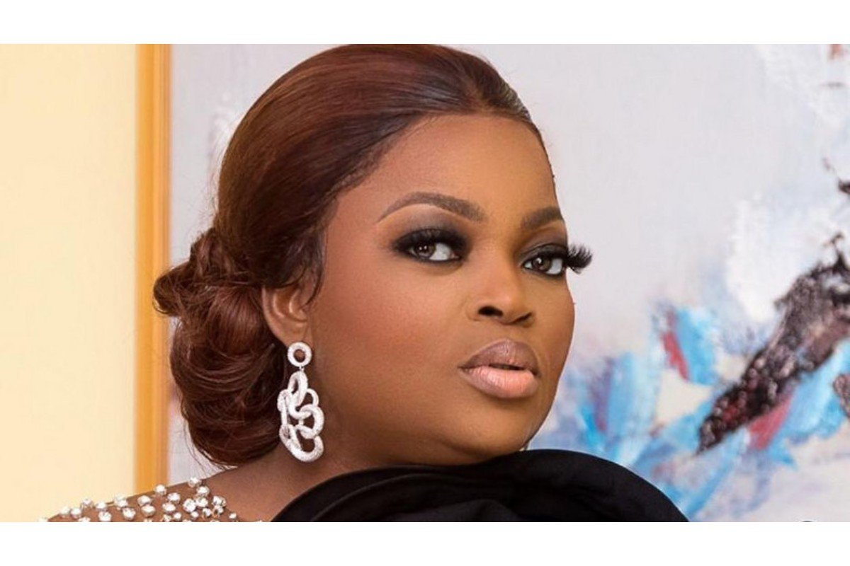God's plan is bigger than your mistakes — Funke Akindele