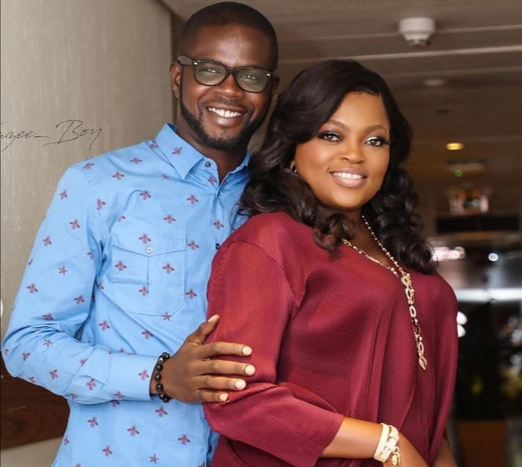 Funke Akindele, hubby are ex-convicts until pronouncement set aside – lawyers
