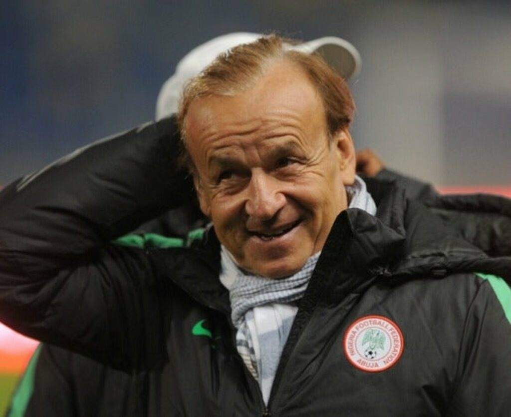 Nigeria can't win 2021 AFCON – Gernot Rohr