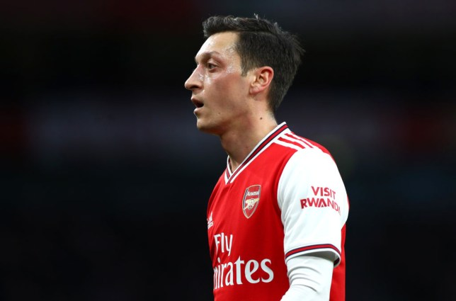 Arsenal, Mesut Ozil, Contract