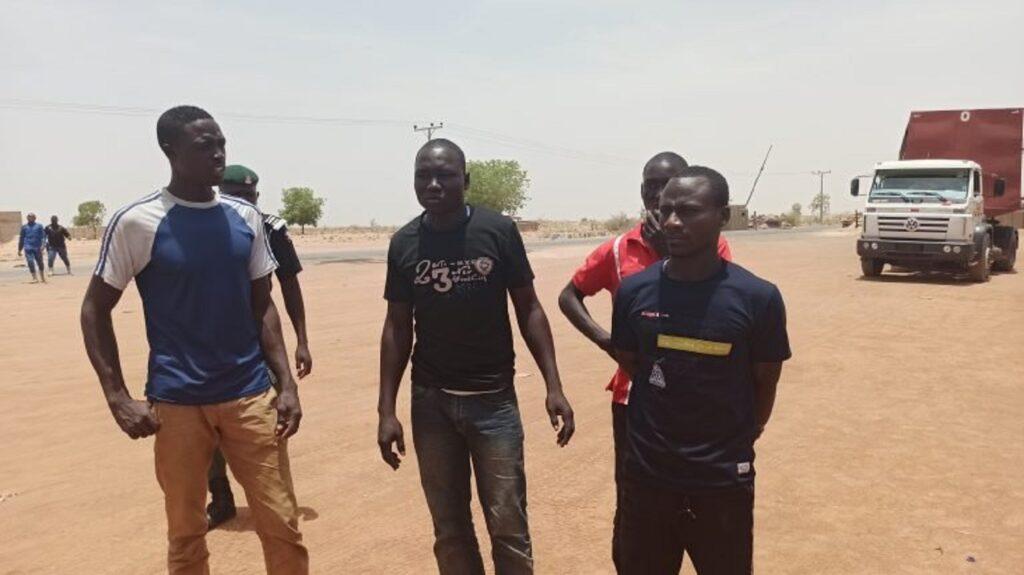 Borno quarantines 70 travellers for defying lockdown order