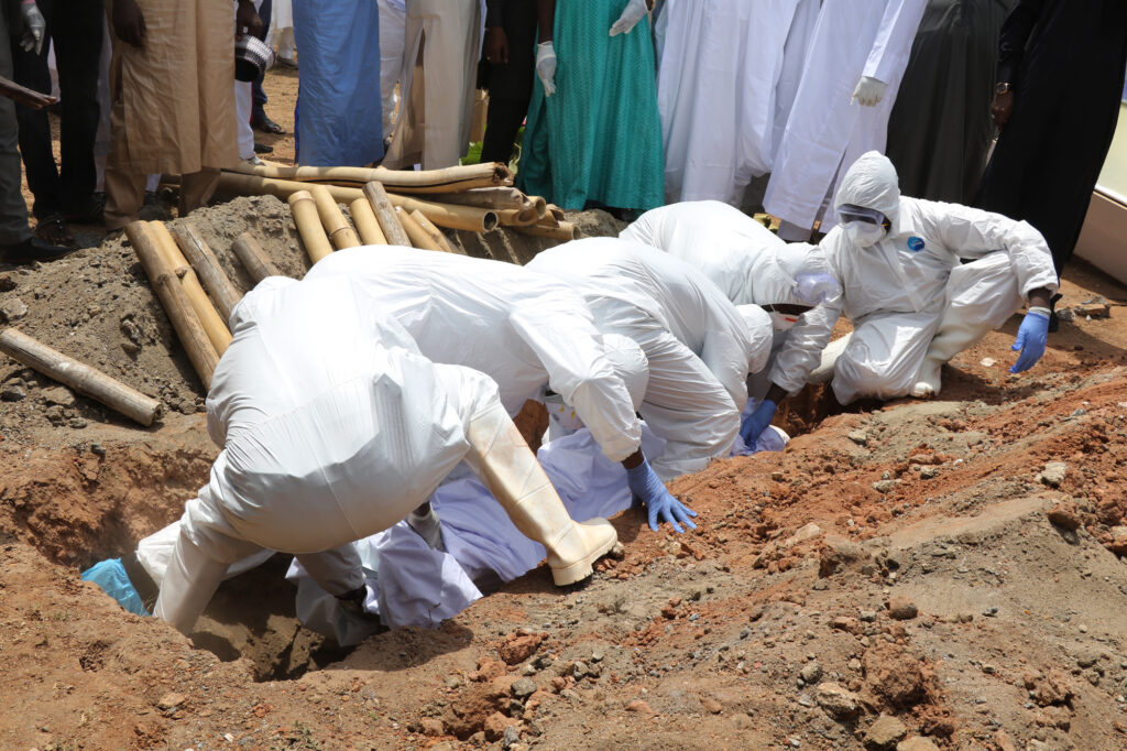 COVID-19: Abba Kyari's body properly prepared for burial in line with NCDC – PTF