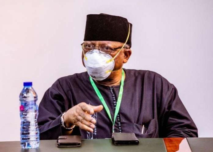Minister of Health, Dr Osagie Ehanire