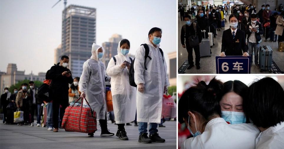 Wuhan travel ban finally lifted after 76 days of coronavirus lockdown