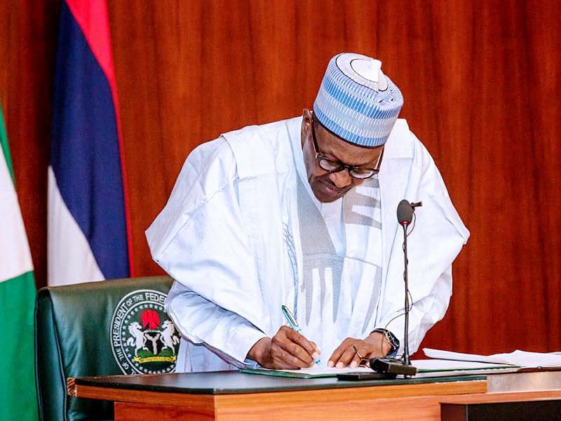 President Buhari sacks NDE boss Argungu