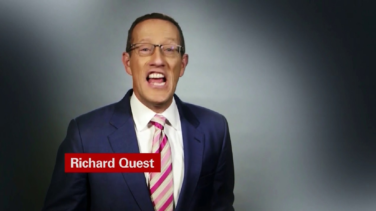 CNN's Richard Quest tests positive for COVID-19