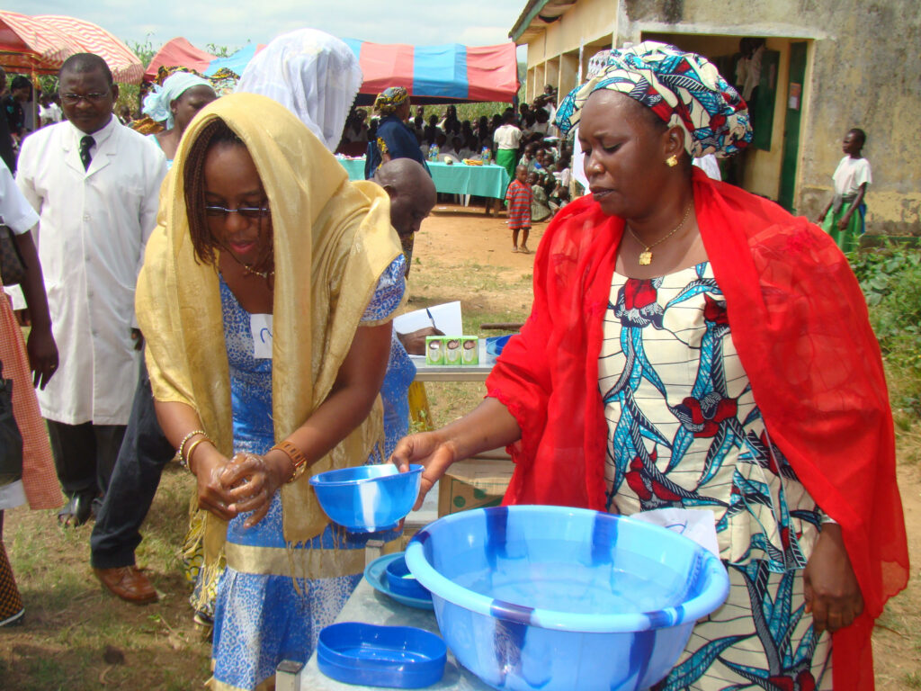 Coronavirus Crisis: NGO expresses worry over PTF's silence on water supply to Nigerians