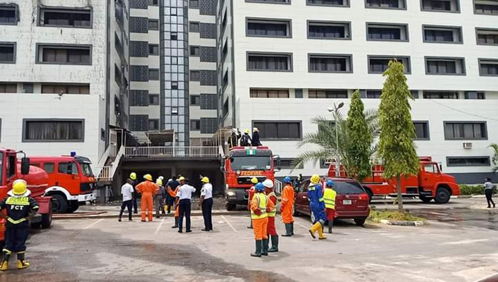 AGF Office Fire: 'No Cause for Alarm' — Senator Adeola