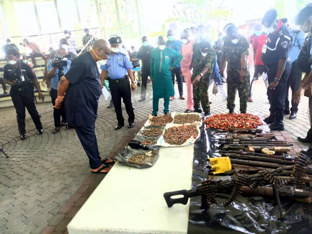 No excuse for not securing lives of Rivers people, Wike harps