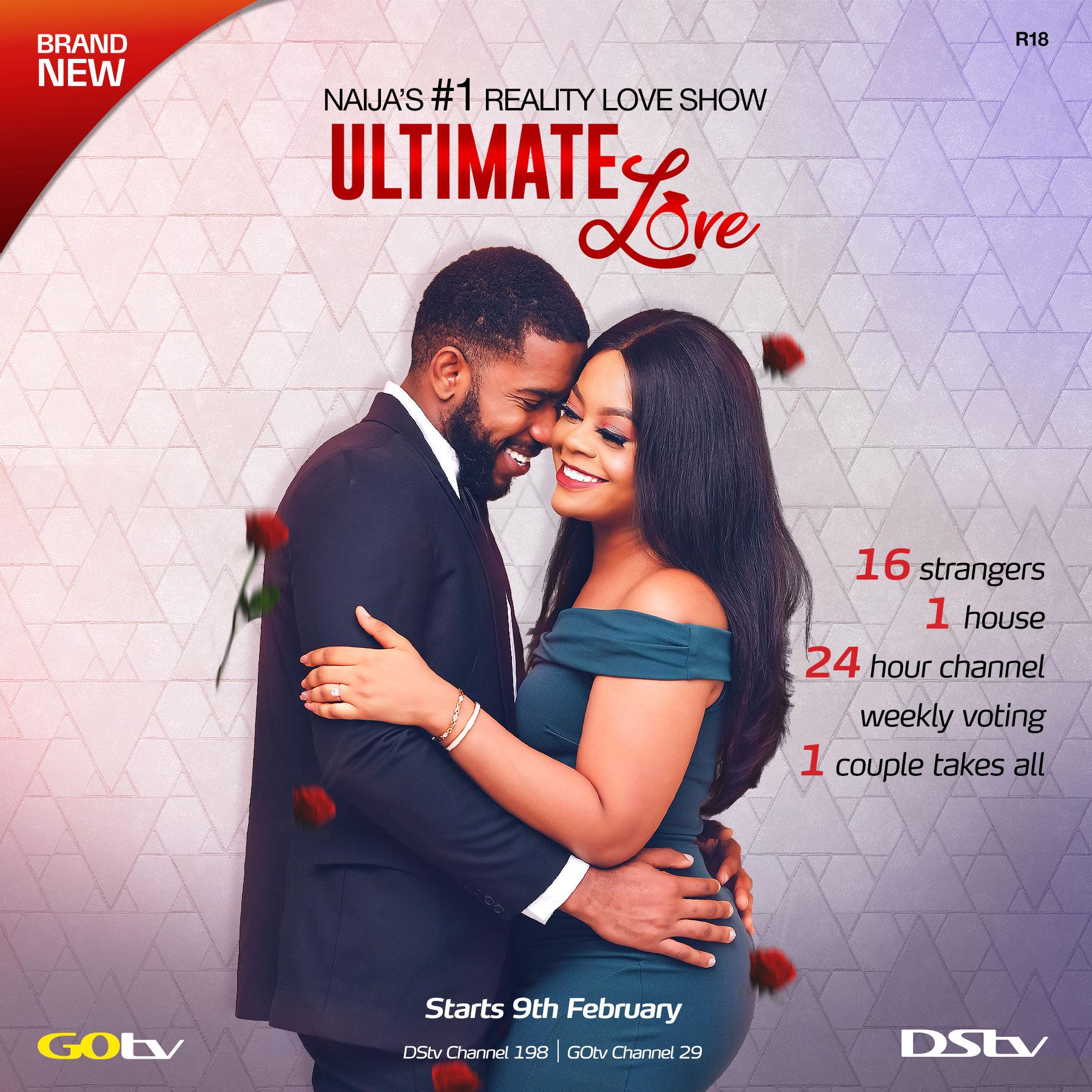 Ultimate Love, Adesuwa Oyenokwe
