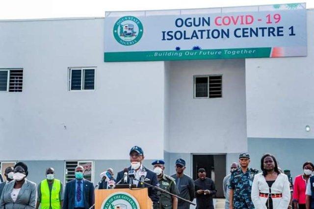 WHO, NCDC, COVID-19, Ogun State