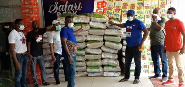 Lagos free foodstuff