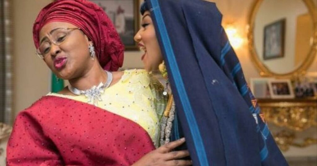COVID-19: Buhari's daughter rejoins family after self-isolation