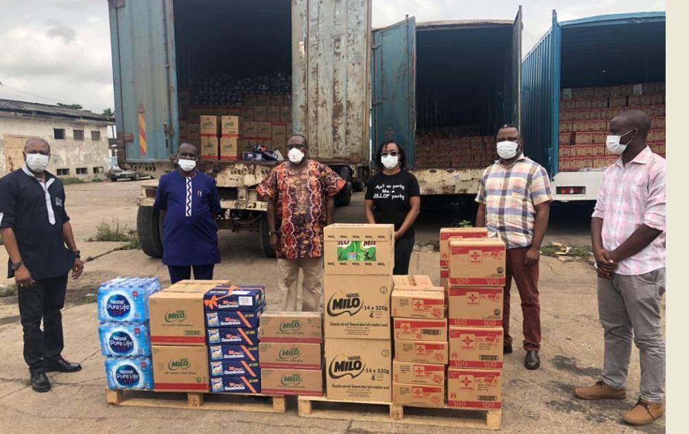 Nestlé Nigeria donates N700 million towards COVID-19 response