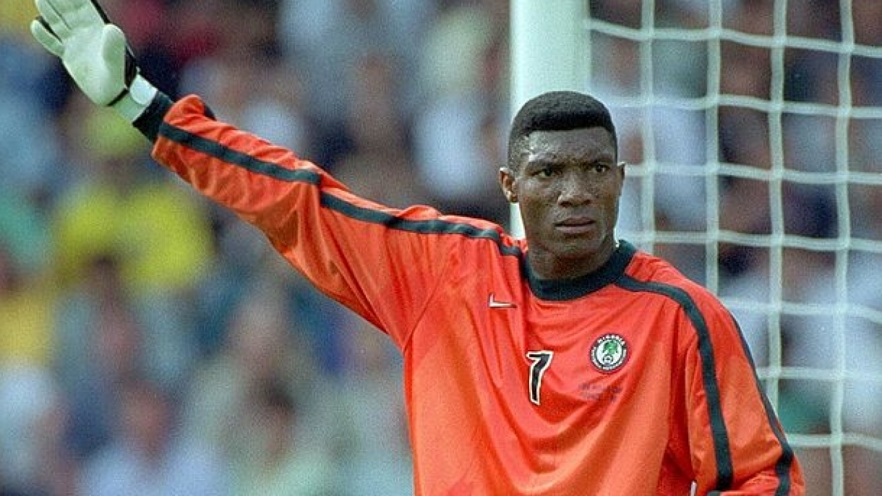 Peter Rufai, Super Eagles