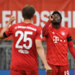 Bayern resist Frankfurt fightback to stay four points clear