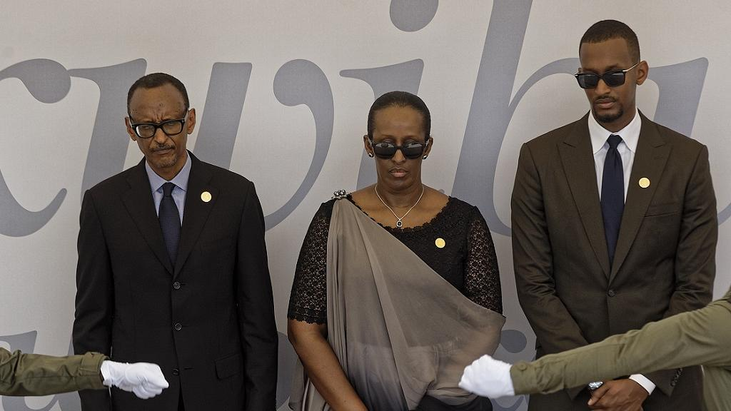 Kagame's son appointed to board of Rwanda's investment agency
