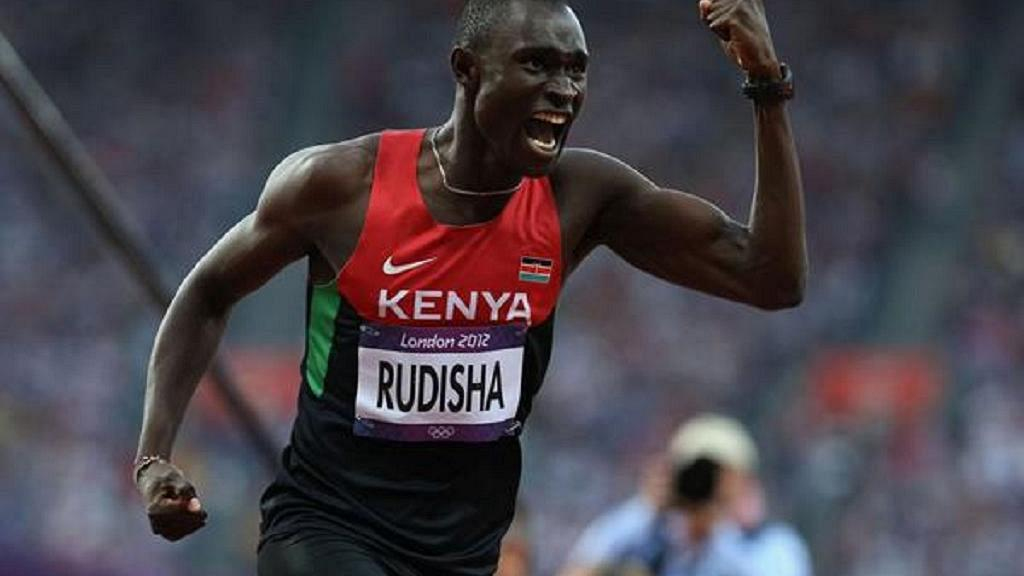 Kenya's star athlete Rudisha ruled out for months after surgery