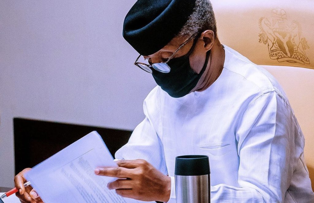 BREAKING: Some losses are irreplaceable, we'll get justice for all ― Osinbajo speaks,