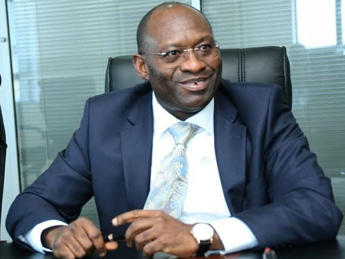 Managing Director/Chief Executive, Heritage Bank Limited, Mr. Ifie Sekibo,