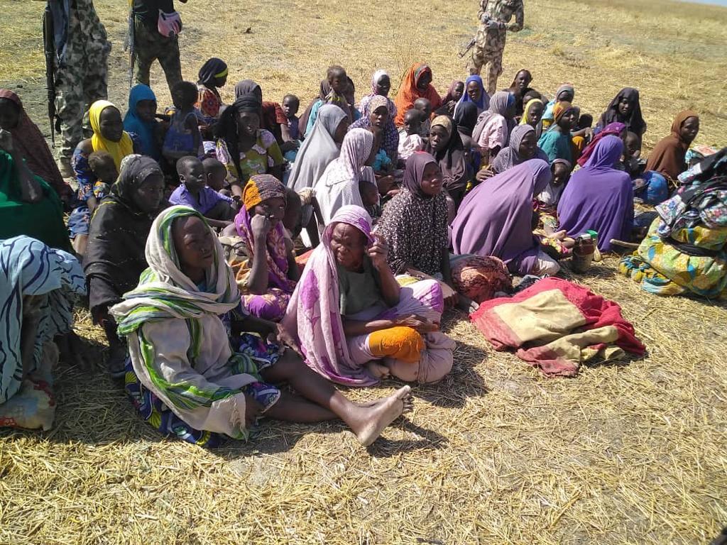 Troops of 7 Div eliminate 18 Boko Haram terrorists, rescue 72 Women, children