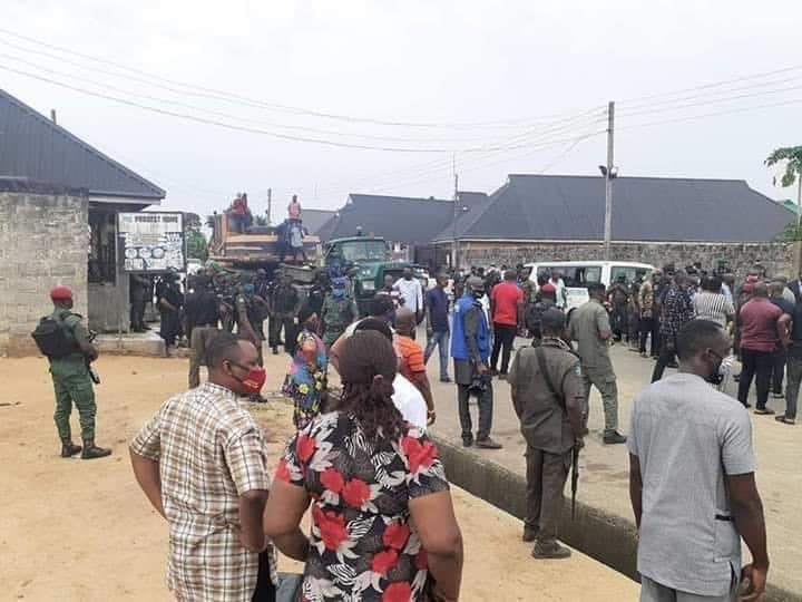 Rivers hotels demolition: Rivers PDP expels wanted Eleme Youth Leader