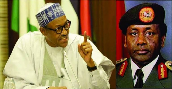 Breaking: SERAP faults Buhari, says Abacha stole far more than $1b