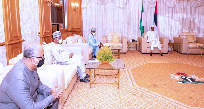 JUST IN: President Buhari may ease restrictions today
