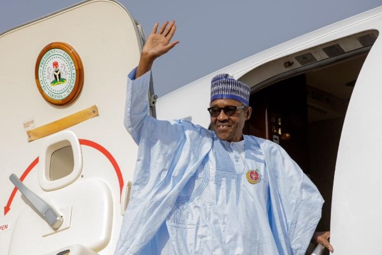 Buhari leaves for Mali on peace mission