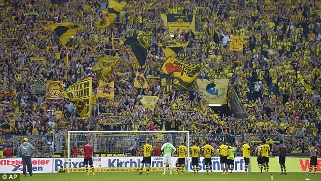 Bundesliga, Fans