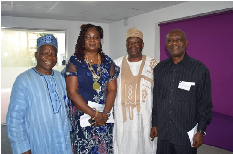 COSFAN congratulates Gambari, salutes Buhari