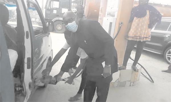 PALLIATIVE: Ajagunla Foundation distributes fuel to Osun Central constituents