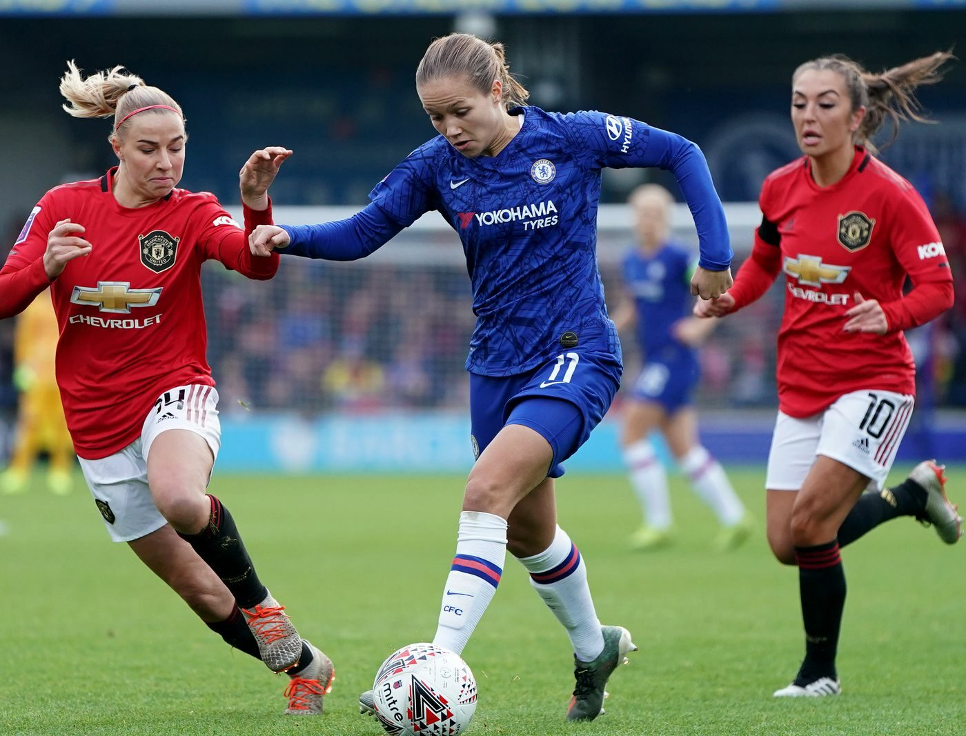 English women football