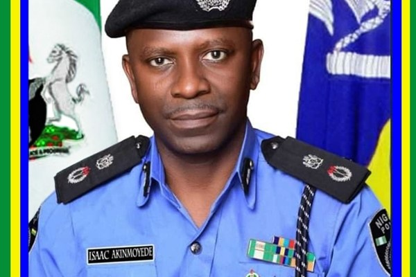 Imo Police, Comissioner, CP