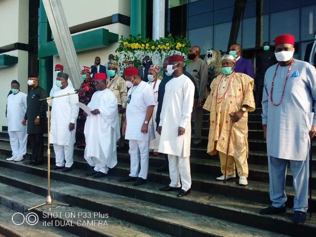Regional Security: South-East govs mandate houses of assembly to enact laws