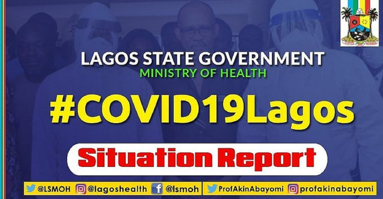 BREAKING: Lagos discharges 37 COVID-19 cases including Indian