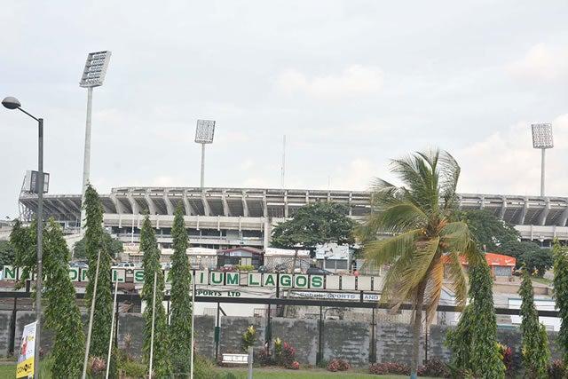 National Stadium, Businesses