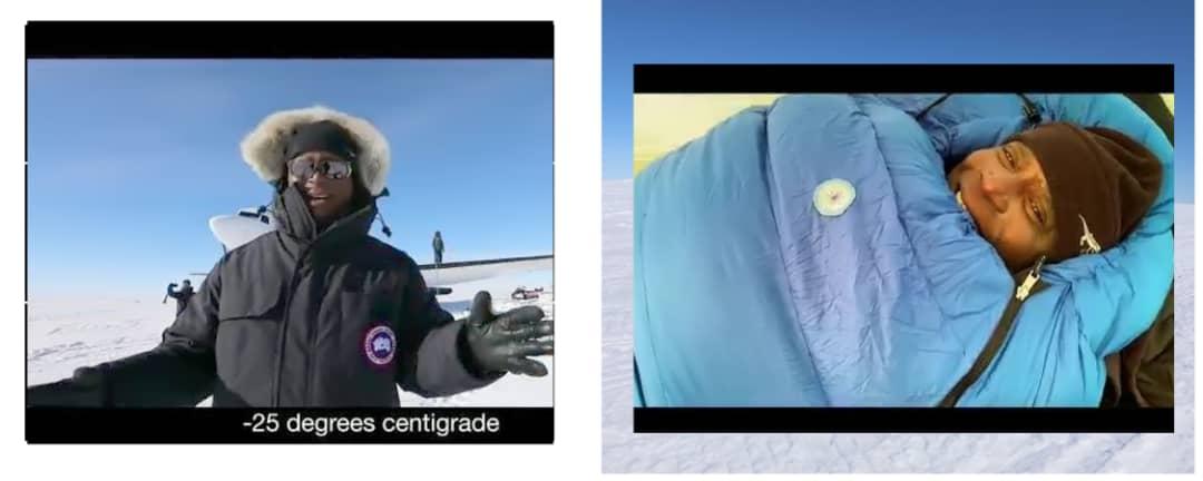 Ned Nwoko Antartica