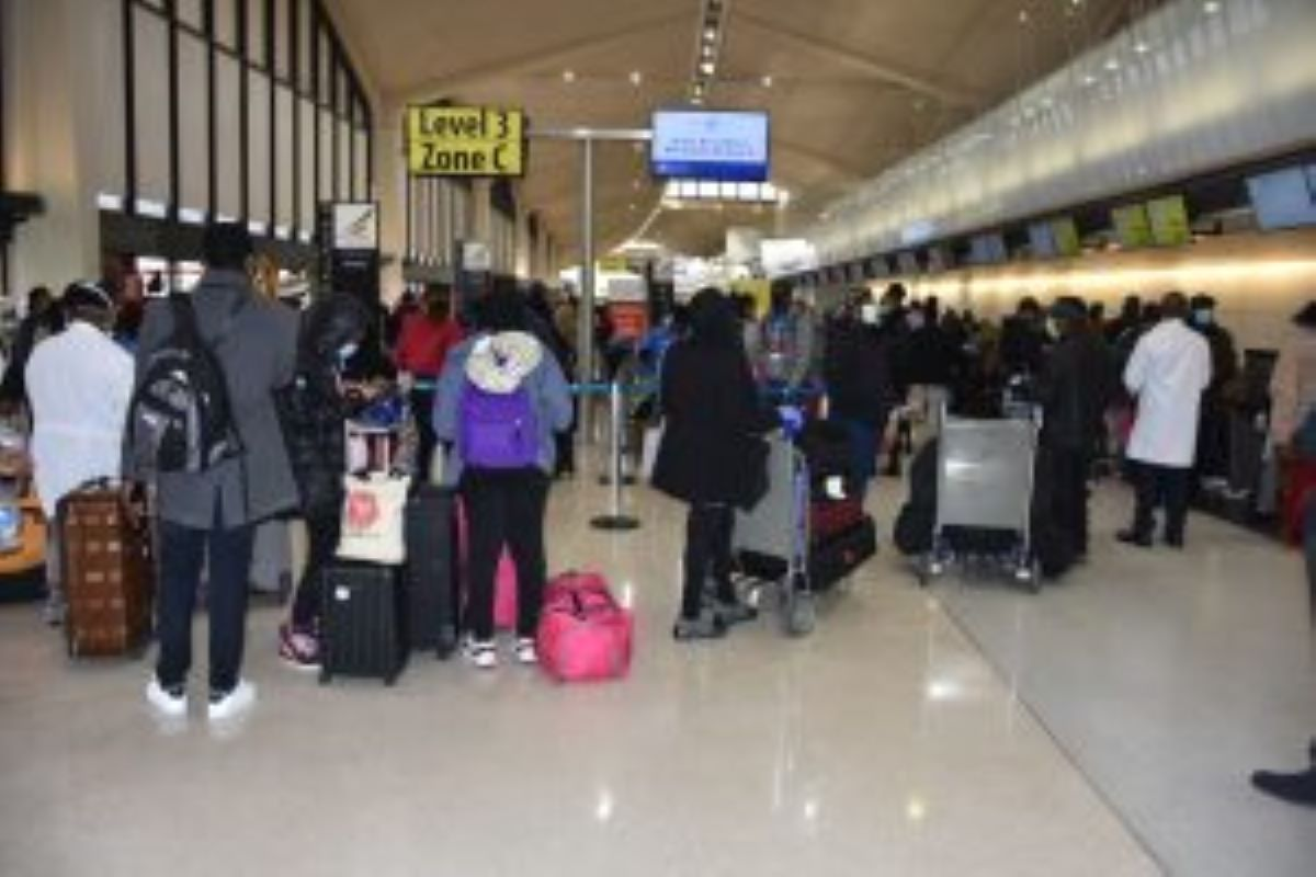 COVID-19: Nigerians, others excluded from list of travellers to Europe