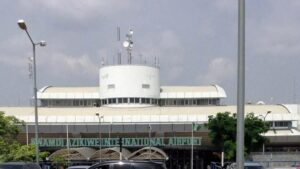 268 Nigerians evacuated from China arrive Abuja