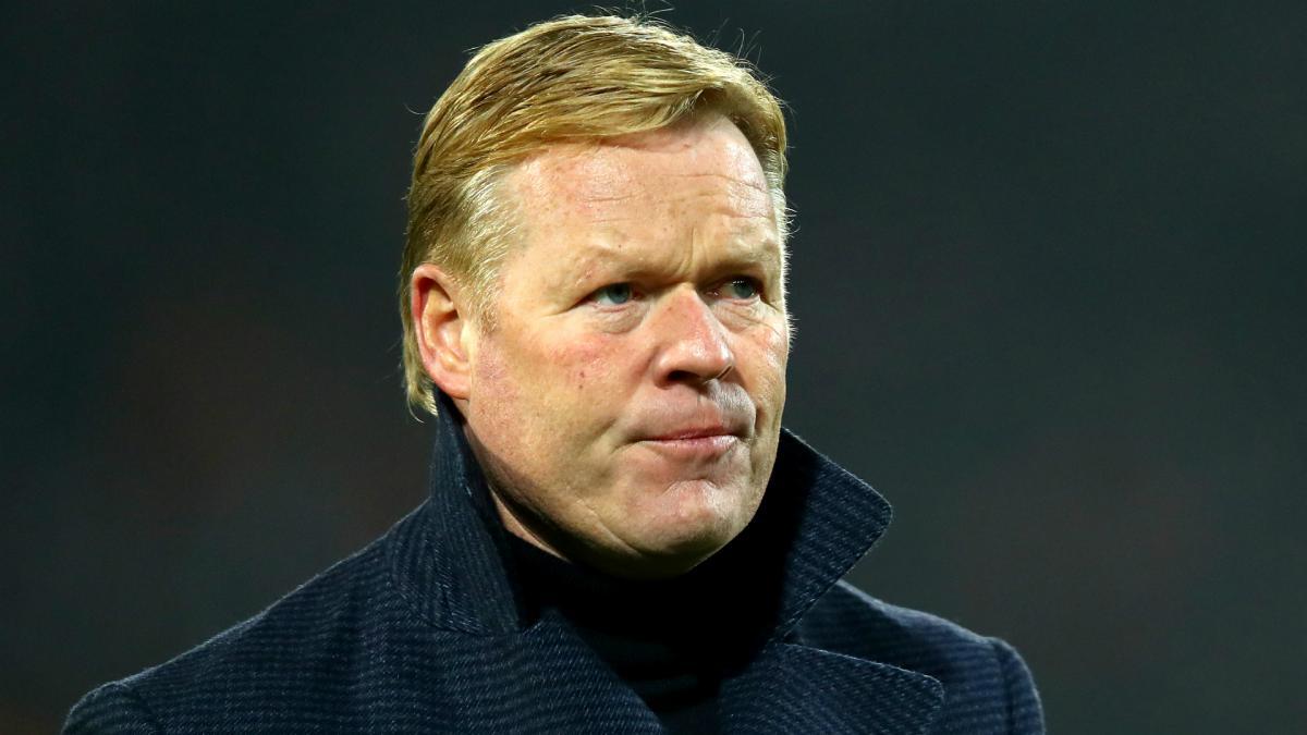 Koeman moves into Barcelona as Setien faces sack