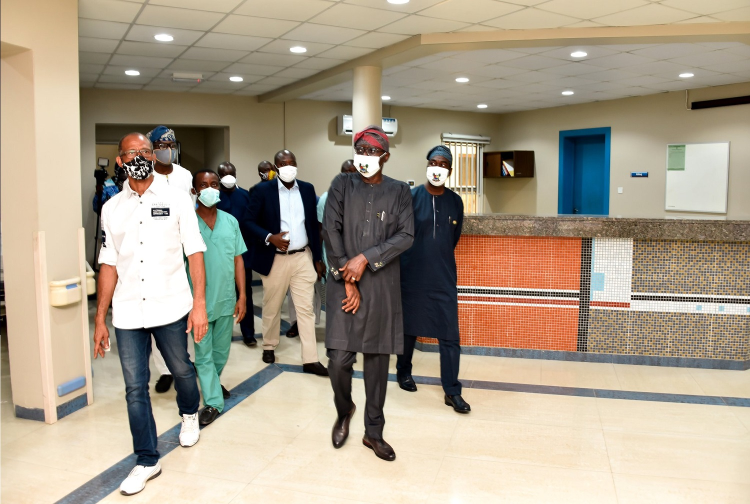 COVID-19: Lagos discharges 14 males, 12 females