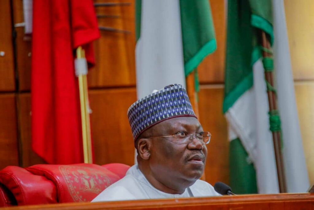 NASS to monitor youth empowerment programmes – Senate President