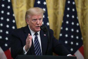 Trump finally agrees to Biden transition - but still not conceding