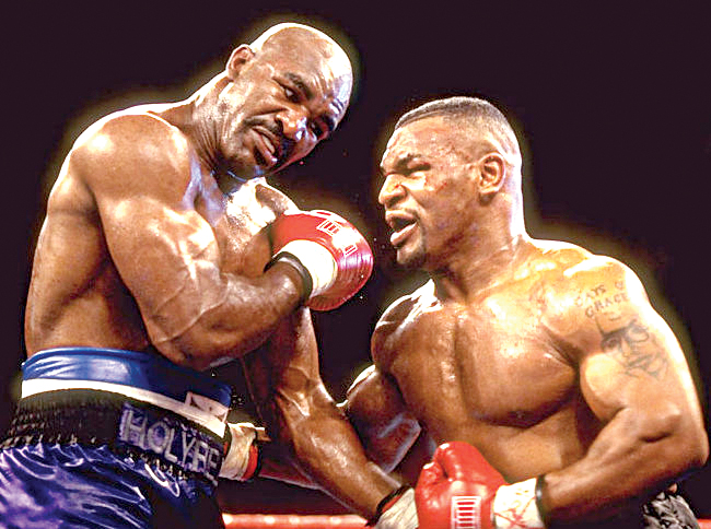 Tyson, Holyfield circus show suicidal – Oboh