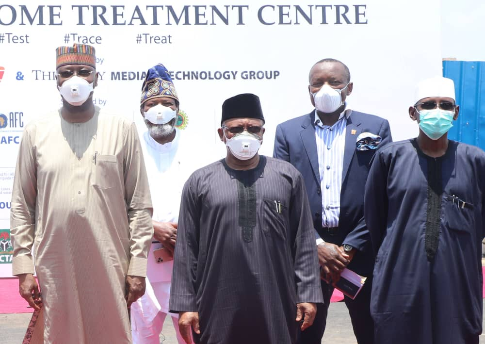 Sahara Group donates medical equipment to public health sector