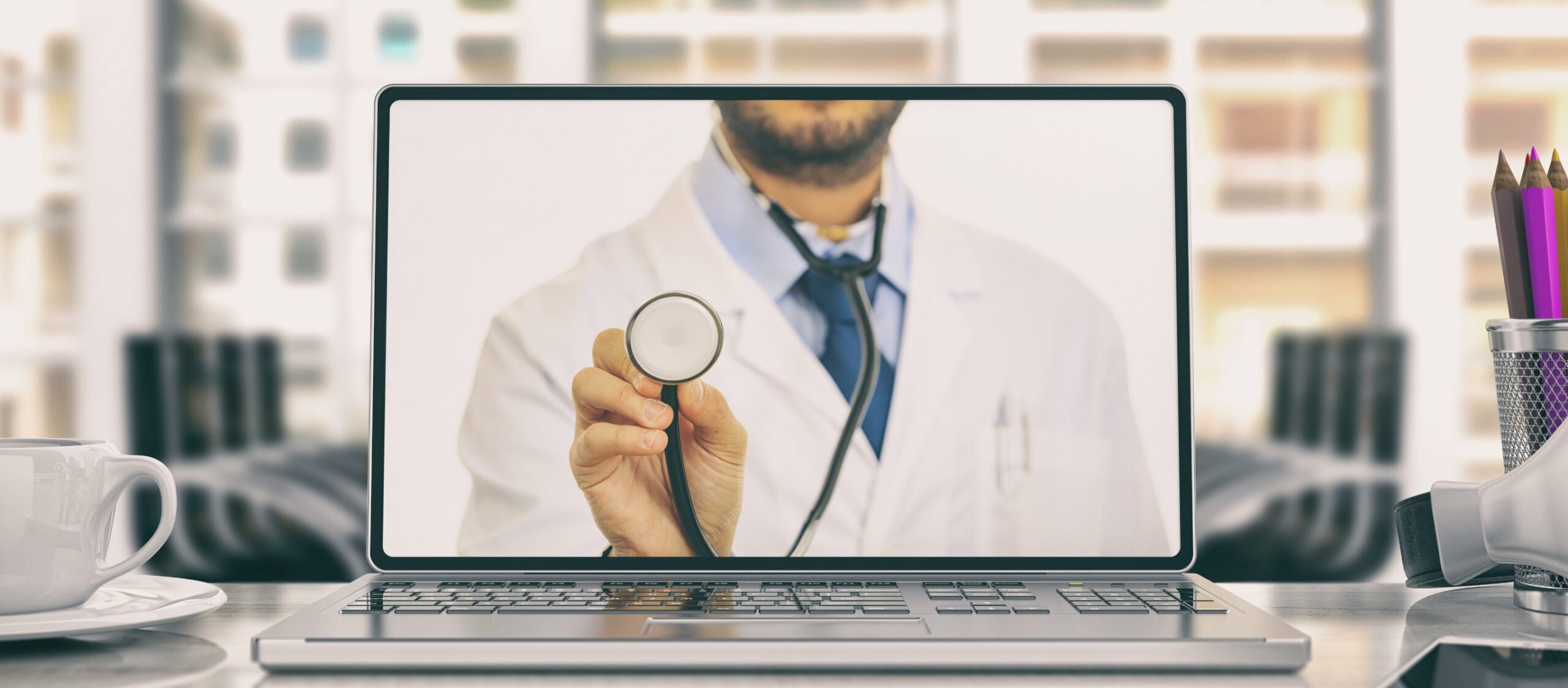 Calm Global promotes telemedicine to reduce hospital waiting time